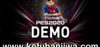 eFootball PES 2020 No Replay Logo For Demo PC
