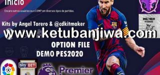 eFootball PES 2020 PS4 Option File For Demo