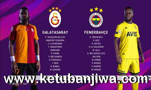 eFootball PES 2020 Süper Lig Patch For PC Demo by Hell Patch Ketuban Jiwa
