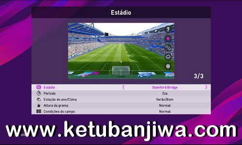 eFootball PES 2020 Stamford Bridge Stadium For PC Demo by Mjts-140914 Ketuban Jiwa