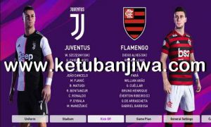 eFootball PES 2020 Tight Kitpack For PC Demo by Makidan14 Ketuban Jiwa