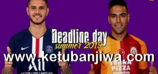 FIFA 16 Squad Update Full Summer Transfer Deadline 03 September 2019 by IMS Ketuban Jiwa