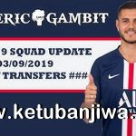 FIFA 19 Squad Update Summer Transfer 03/09/2019 For XBOX 360