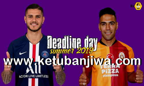 FIFA 19 Squad Update Summer Transfer Deadline 03 September 2019 For Original + Crack by IMS Ketuban Jiwa