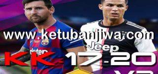 PES 2017 KK Patch v2 AIO Season 2020