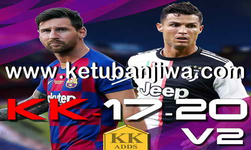 PES 2017 KK Patch v2 AIO Season 2020 Ketuban Jiwa