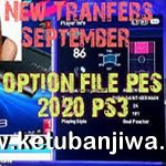 PES 2018 PS3 Option File Final Summer Transfer For Potato v8