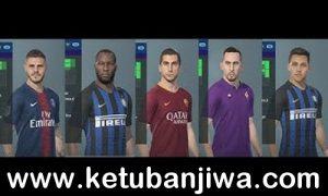 PES 2019 Option File Final Summer Transfer Update 02 September 2019 For PS4 by Ferry Pratondo Ketuban Jiwa