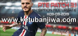 PES 2019 PTE 3.1 Option File Full Summer Transfer 09/09/2019