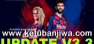 PES 2019 PabloTube Patch v3 Update 3 Full Summer Transfer