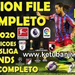 PES 2020 RVGRAPHA Option File v2 AIO Full Bundesliga PC + PS4