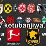 eFootball PES 2020 CYPES Bundesliga Option File For PS4 + PC