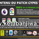 eFootball PES 2020 CYPES Patch 1.0 For PS4 + PC