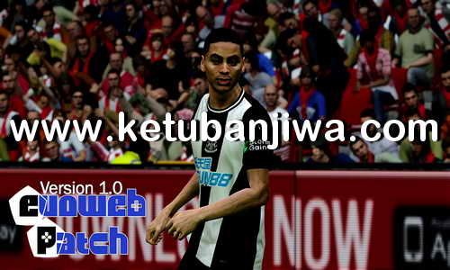 eFootball PES 2020 EvoWeb Patch v1.0 AIO For PC Ketuban Jiwa