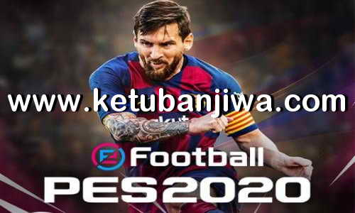 eFootball PES 2020 Full Unlocked Direct Link