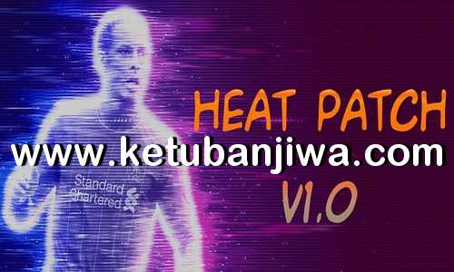 eFootball PES 2020 Heat Patch v1.0 For PC by Ramin_cpu Ketuban Jiwa