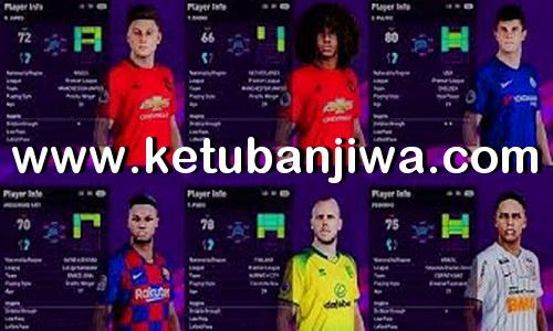 eFootball PES 2020 Mega Facepack 1150 Faces For PC Ketuban Jiwa