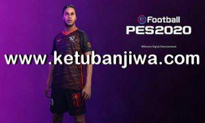 eFootball PES 2020 Official DLC 2.0 Single Link Ketuban Jiwa