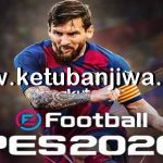eFootball PES 2020 Official Live Update 19/09/2019