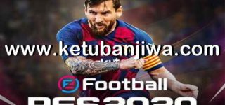 eFootball PES 2020 Official Option File 19/09/2019