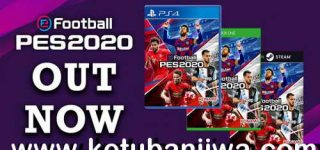 eFootball PES 2020 Official Patch 1.01.01
