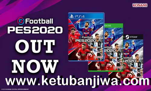 eFootball PES 2020 Official Patch v1.01.01 For PC Ketuban Jiwa