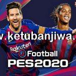 eFootball PES 2020 PC Option File Fix Kits + Logos + Names