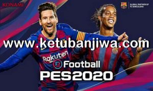 eFootball PES 2020 Option File Fix Kits + Logos + Names For PC by GameNationsBR Ketuban Jiwa