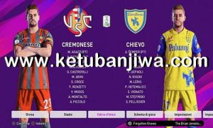 eFootball PES 2020 Option File v2 All In One For PS4 by PESFan Ketuban Jiwa