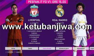 eFootball PES 2020 PESFan Option File v1 For PS4 Ketuban Jiwa