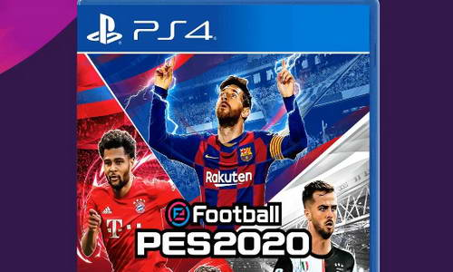 eFootball PES 2020 PS4 Full Games R1 CUSA14927 Ketuban Jiwa
