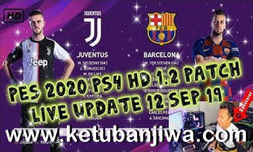 eFootball PES 2020 PS4 Option File Live Update 12 September 2019 by KDW Ketuban Jiwa