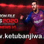 eFootball PES 2020 PS4 PESNews Option File v1