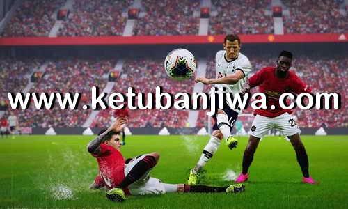 eFootball PES 2020 Realistic Tactics 1.0 For EvoWeb Patch by Soumn44 Ketuban Jiwa