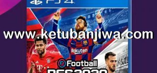 eFootball PES 2020 WEHK Option File v1 For PS4