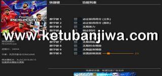 eFootball PES 2020 Cheat Trainer v1.01 Plus 8 FLiNG