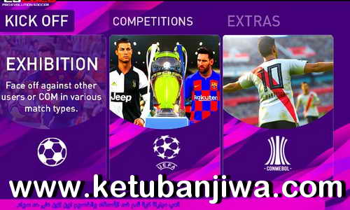 PES 2013 Chicho Patch v10 AIO Season 2020 For PC Ketuban Jiwa
