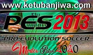 PES 2013 Modern Patch 2020 New Season 19-20 For PC Ketuban Jiwa