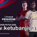 PES 2016 Next Season Patch 2020 AIO