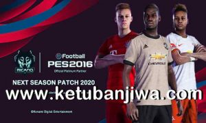 PES 2016 Next Season Patch 2020 BY mICANO4U kETUBAN jIWA