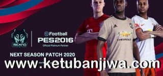 PES 2016 Next Season Patch 2020 AIO