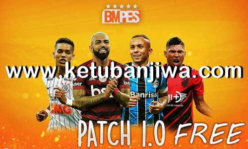 PES 2020 BMPES Patch 1.01 Update For PC
