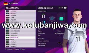 eFootball PES 2020 CYPES Patch v2.1 Update DLC 2.0 For PS4 + PC Ketuban Jiwa