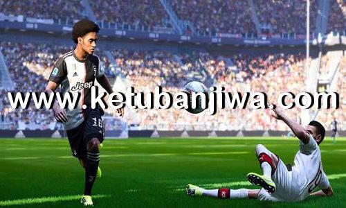 eFootball PES 2020 GamePlay Patch 1.01.02 For PC by Incas36 Keuban Jiwa