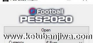 PES 2020 Master League ML Money Editor Tools 1.2