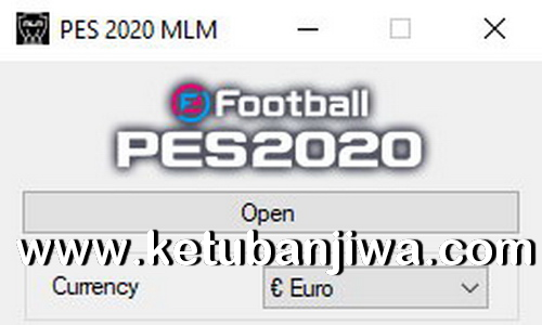 eFootball PES 2020 Master League ML Money Editor Tools v1.2 by Extream87 Ketuban Jiwa