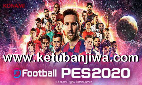 eFootball PES 2020 Official Patch 1.01.02 For PC Ketuban Jiwa