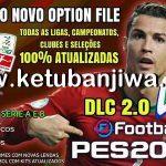 PES 2020 PS4 Emerson Pereira Option File 2.0 AIO DLC 2.0