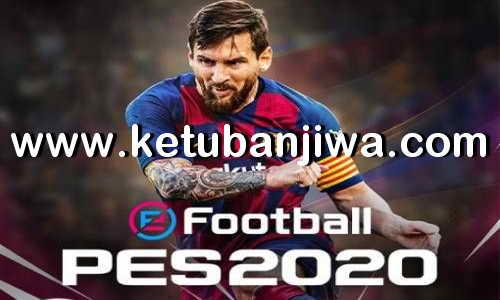 eFootball PES 2020 Sider All In One Mega Install by Steps Ketuban Jiwa