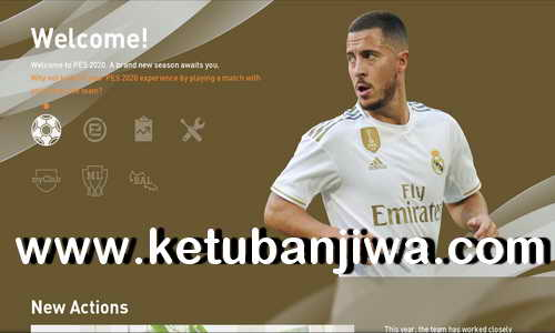 eFootball PES 2020 VirtuaRed Patch 1.0 For PC Ketuban Jiwa